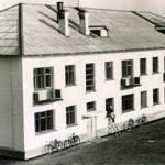 Архивные фотографии улиц г. Коммунар