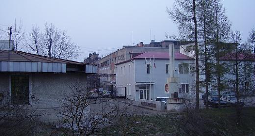 Фабрики г. Коммунар