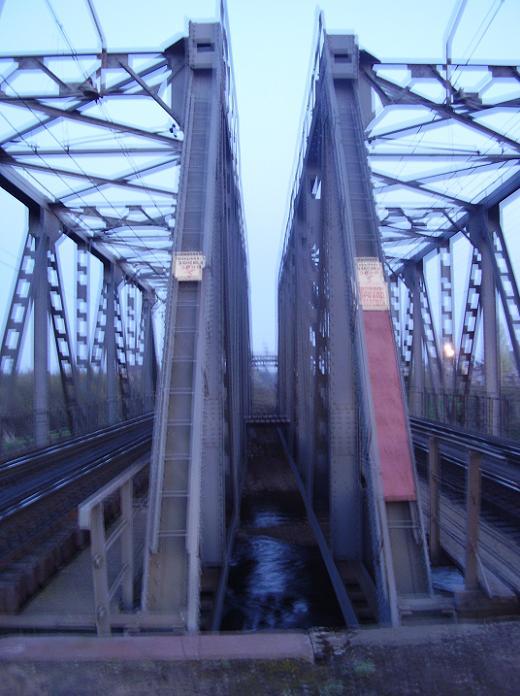 Мосты Антропшино, г. Коммунар