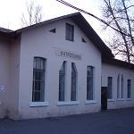 Станция, дер. Антропшино